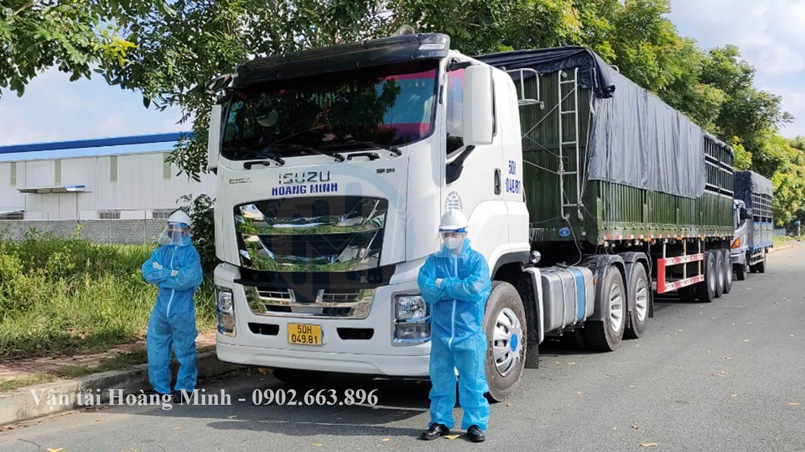 Tại sao bạn nên sử dụng dịch vụ vận tải Bắc Nam của Vận tải Hoàng Minh