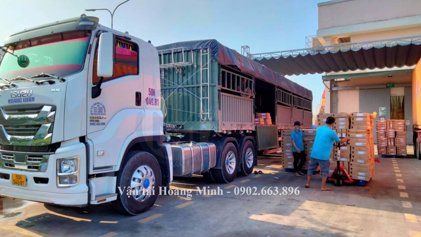 công ty vận chuyển hàng hoá bắc nam