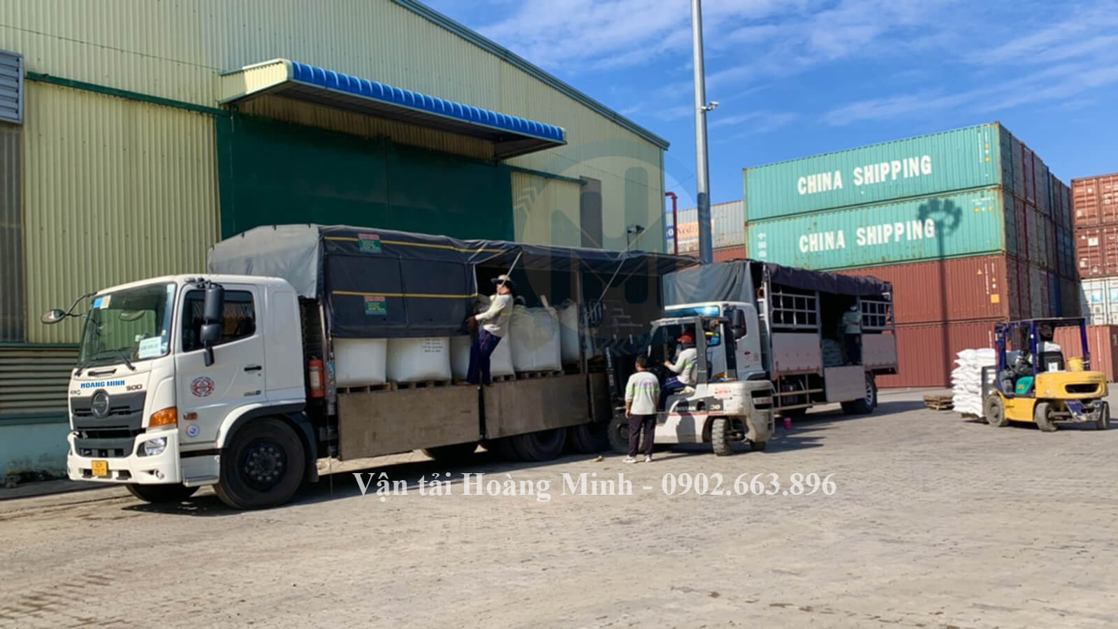 công ty vận chuyển hàng hoá tphcm
