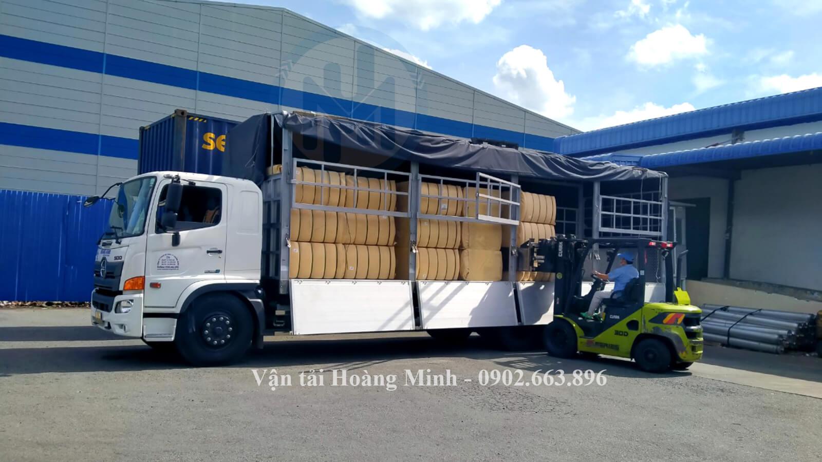 Chọn thuê xe tải chở hàng của chúng tôi, quý khách sẽ nhận được lợi ích gì
