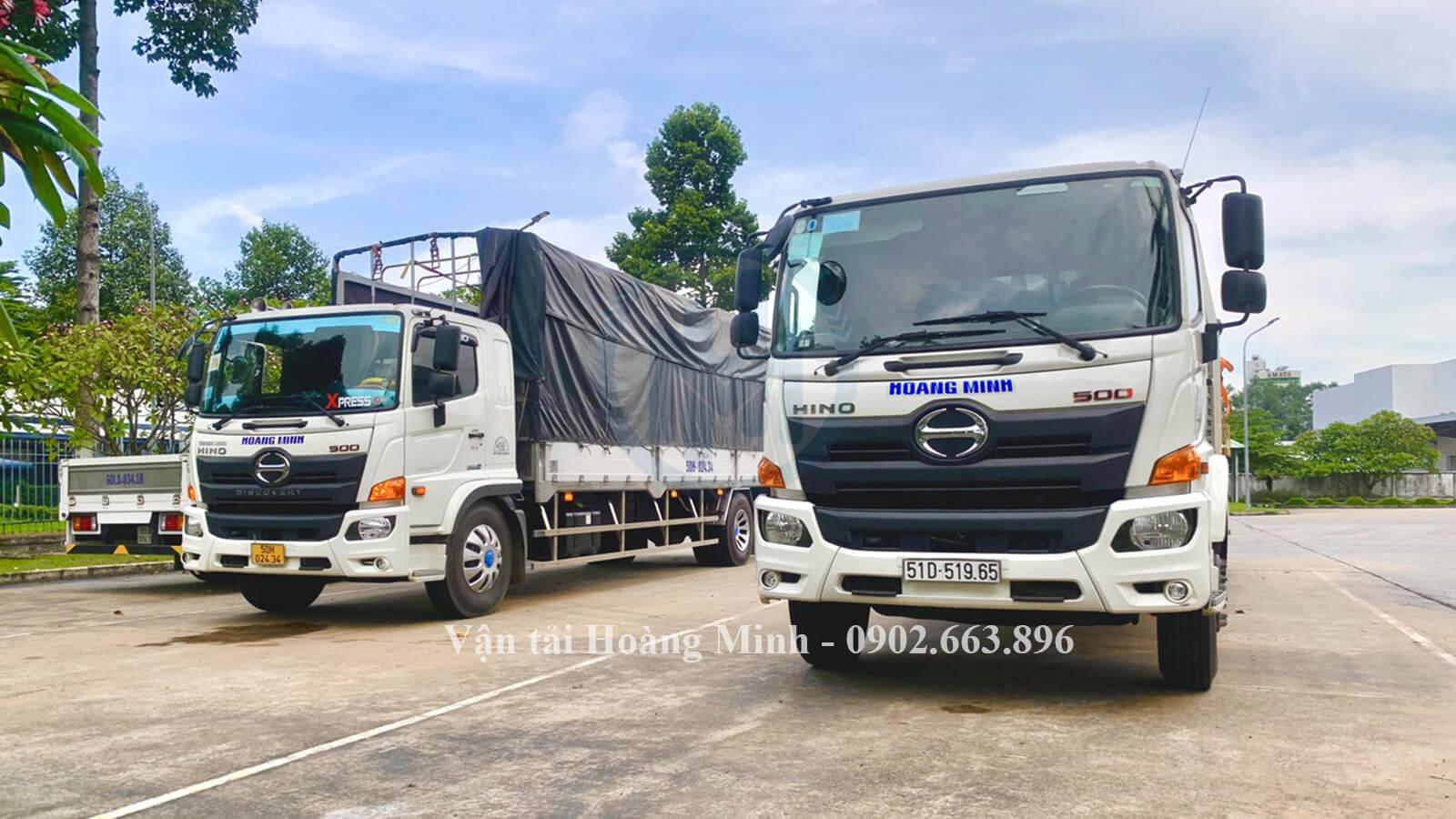 Dịch vụ xe tải vận chuyển hàng đi các tỉnh trên toàn quốc