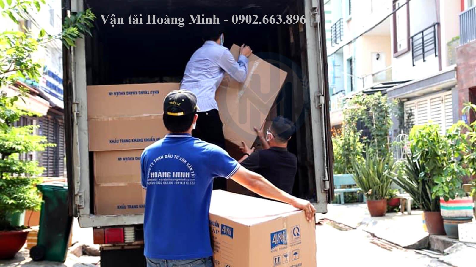 Giá cước thuê xe tải chở hàng Quận Bình Tân có đắt không