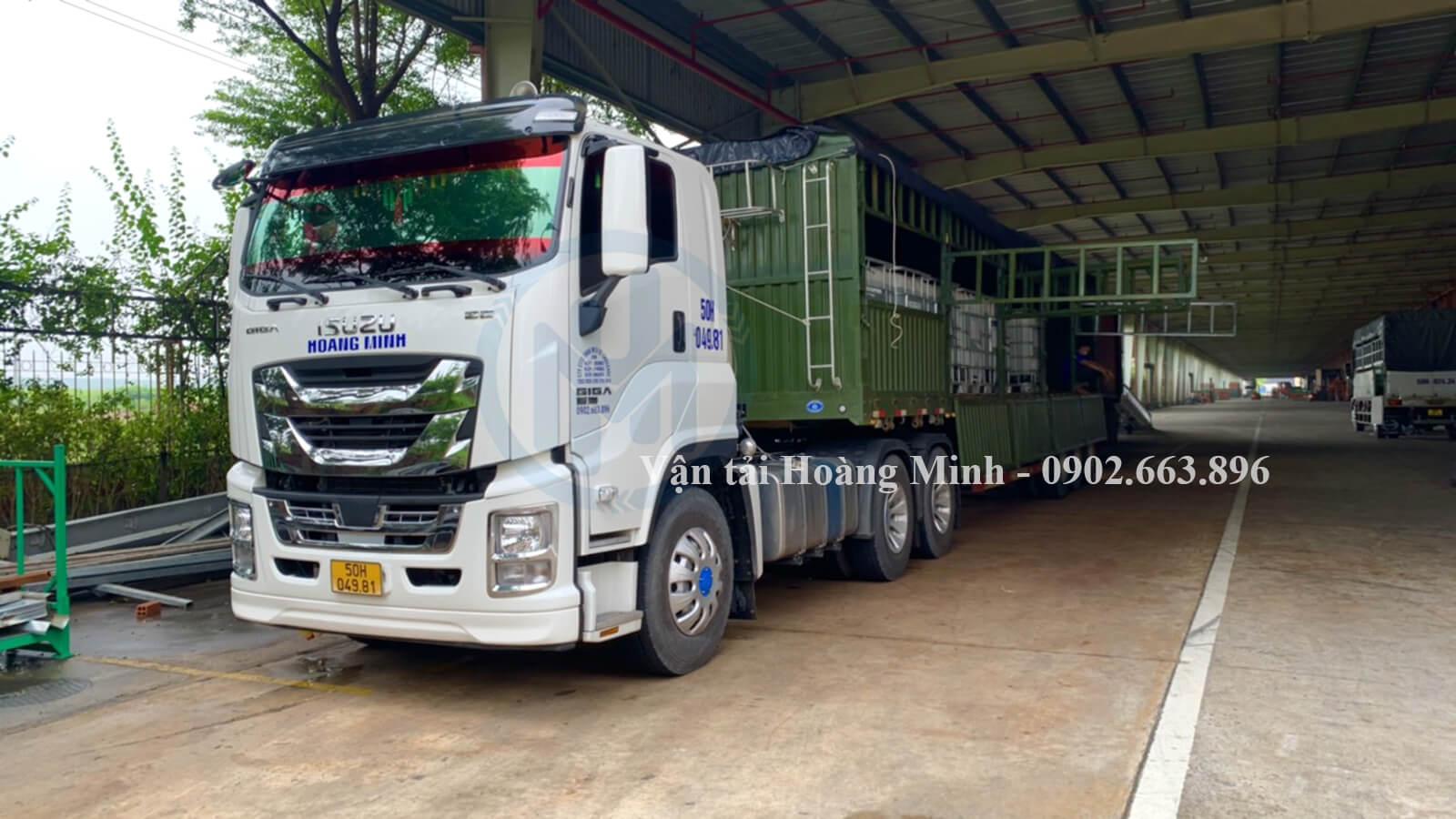cho thuê xe tải chở hàng hoá đi tỉnh giá tốt